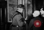 Image of Benito Mussolini meets with cabinet of  Italian Social Republic Italy, 1943, second 9 stock footage video 65675049512