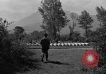 Image of coffins Grenoble France, 1944, second 7 stock footage video 65675049517