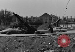 Image of damaged harbor Toulon France, 1944, second 4 stock footage video 65675049518