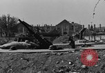 Image of damaged harbor Toulon France, 1944, second 5 stock footage video 65675049518