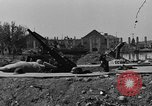 Image of damaged harbor Toulon France, 1944, second 7 stock footage video 65675049518