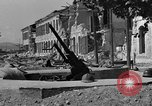 Image of damaged harbor Toulon France, 1944, second 8 stock footage video 65675049518