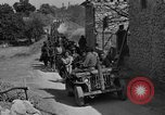 Image of German prisoners of war Loriol France, 1944, second 6 stock footage video 65675049519