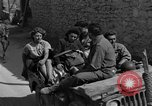 Image of German prisoners of war Loriol France, 1944, second 10 stock footage video 65675049519