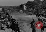 Image of wrecked equipment Loriol France, 1944, second 4 stock footage video 65675049520