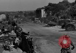 Image of wrecked equipment Loriol France, 1944, second 5 stock footage video 65675049520