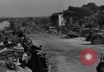 Image of wrecked equipment Loriol France, 1944, second 6 stock footage video 65675049520