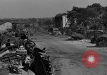 Image of wrecked equipment Loriol France, 1944, second 7 stock footage video 65675049520