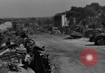 Image of wrecked equipment Loriol France, 1944, second 12 stock footage video 65675049520