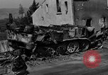 Image of wrecked equipment Loriol France, 1944, second 10 stock footage video 65675049521