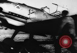 Image of ME-109 aircraft Germany, 1940, second 7 stock footage video 65675049526