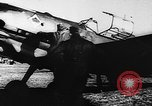 Image of ME-109 aircraft Germany, 1940, second 8 stock footage video 65675049526