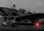 Image of ME-109 F aircraft Germany, 1940, second 5 stock footage video 65675049528
