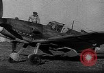 Image of ME-109 F aircraft Germany, 1940, second 6 stock footage video 65675049528