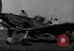 Image of ME-109 F aircraft Germany, 1940, second 7 stock footage video 65675049528