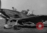 Image of ME-109 F aircraft Germany, 1940, second 8 stock footage video 65675049528