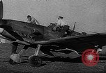 Image of ME-109 F aircraft Germany, 1940, second 9 stock footage video 65675049528