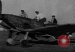 Image of ME-109 F aircraft Germany, 1940, second 10 stock footage video 65675049528