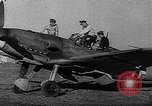 Image of ME-109 F aircraft Germany, 1940, second 11 stock footage video 65675049528