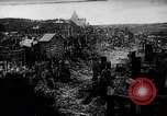 Image of rubble Lisieux France, 1944, second 1 stock footage video 65675049533