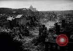 Image of rubble Lisieux France, 1944, second 2 stock footage video 65675049533