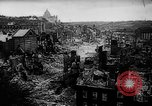 Image of rubble Lisieux France, 1944, second 4 stock footage video 65675049533