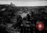 Image of rubble Lisieux France, 1944, second 5 stock footage video 65675049533