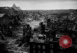 Image of rubble Lisieux France, 1944, second 6 stock footage video 65675049533