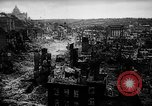 Image of rubble Lisieux France, 1944, second 7 stock footage video 65675049533