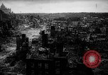 Image of rubble Lisieux France, 1944, second 8 stock footage video 65675049533