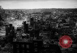 Image of rubble Lisieux France, 1944, second 9 stock footage video 65675049533