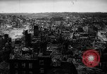 Image of rubble Lisieux France, 1944, second 10 stock footage video 65675049533