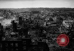 Image of rubble Lisieux France, 1944, second 11 stock footage video 65675049533