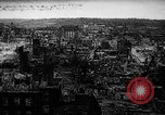 Image of rubble Lisieux France, 1944, second 12 stock footage video 65675049533