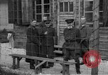 Image of Allied prisoner of war camp Moosburg Germany, 1945, second 9 stock footage video 65675049539