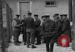 Image of Allied prisoner of war camp Moosburg Germany, 1945, second 10 stock footage video 65675049539