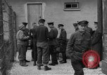 Image of Allied prisoner of war camp Moosburg Germany, 1945, second 11 stock footage video 65675049539