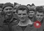 Image of Allied prisoners Moosburg Germany, 1945, second 3 stock footage video 65675049540