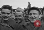 Image of Allied prisoners Moosburg Germany, 1945, second 6 stock footage video 65675049540