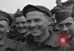 Image of Allied prisoners Moosburg Germany, 1945, second 9 stock footage video 65675049540