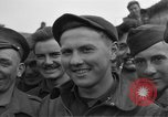 Image of Allied prisoners Moosburg Germany, 1945, second 10 stock footage video 65675049540