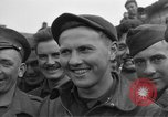Image of Allied prisoners Moosburg Germany, 1945, second 11 stock footage video 65675049540