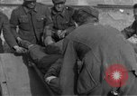 Image of Russian soldier Reims France, 1945, second 7 stock footage video 65675049543