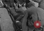 Image of Russian soldier Reims France, 1945, second 8 stock footage video 65675049543