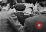 Image of FFI round up collaborators Paris France, 1944, second 10 stock footage video 65675049547