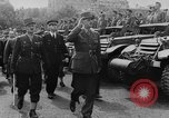 Image of General Charles de Gaulle visiting Arc de Triomphe Paris France, 1944, second 8 stock footage video 65675049552