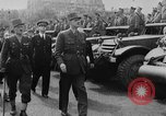 Image of General Charles de Gaulle visiting Arc de Triomphe Paris France, 1944, second 9 stock footage video 65675049552