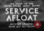 Image of United States Coast Guards New York United States USA, 1935, second 5 stock footage video 65675049553