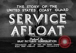 Image of United States Coast Guards New York United States USA, 1935, second 6 stock footage video 65675049553