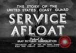 Image of United States Coast Guards New York United States USA, 1935, second 7 stock footage video 65675049553